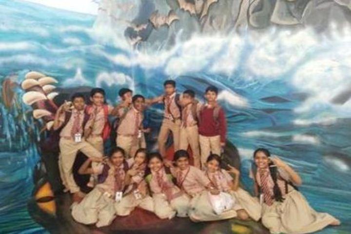 Aditya National Public School-Field Trip
