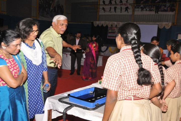 Aditya National Public School-Science Exhibition