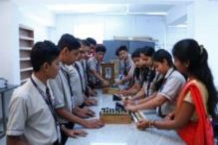 Aditya National Public School-Science Lab