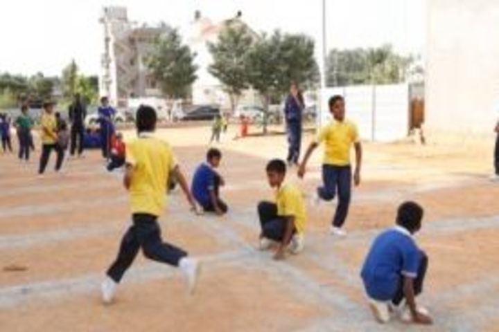 Aditya National Public School-Sports