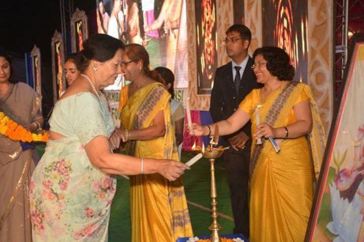 Rani Laxmibai Public School-Annual Function Inaguration