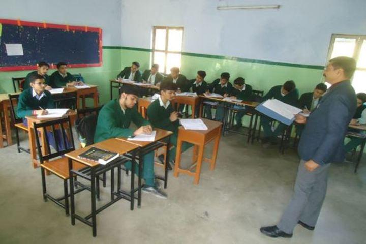 Rani Laxmibai Public School-Class Room