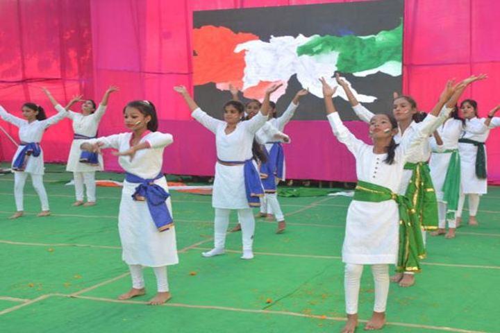 Rani Laxmibai Public School-Dance