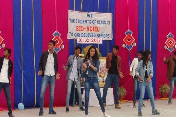 Rani Laxmibai Public School-FareWell