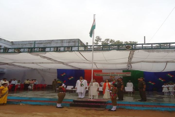 Rani Laxmibai Public School-Independence Day