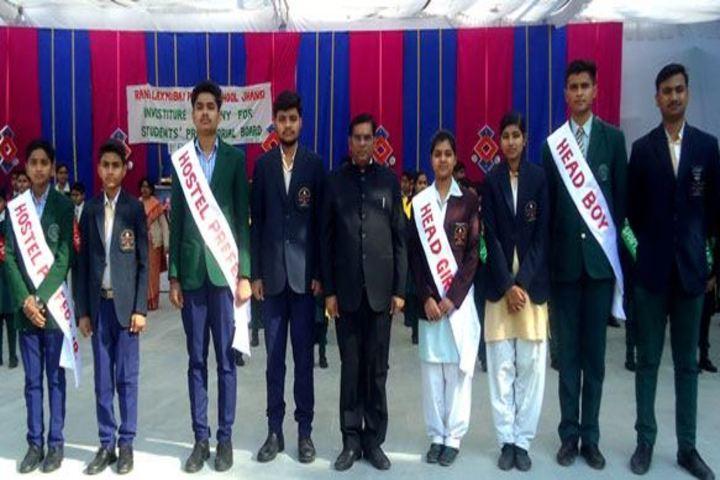 Rani Laxmibai Public School-Investiture Ceremony