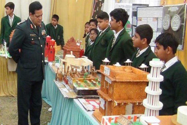 Rani Laxmibai Public School-Science Exhibition