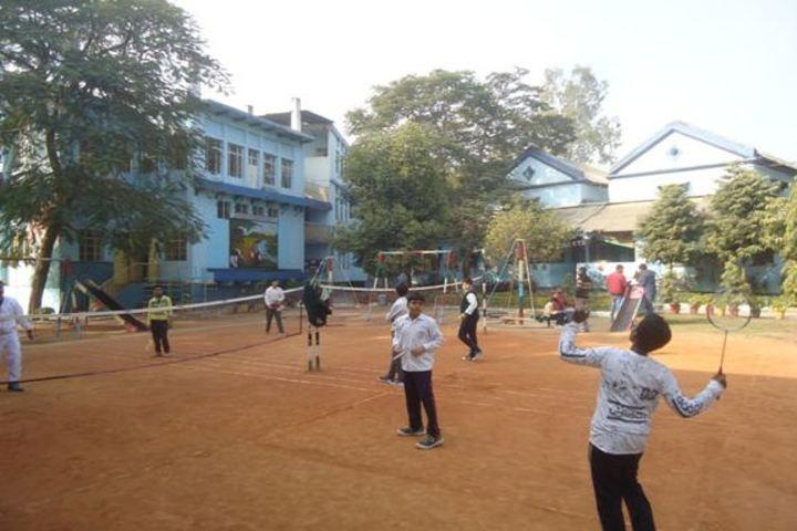 Rani Laxmibai Public School-Sports