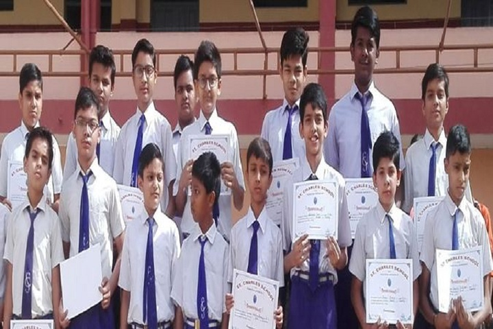 St Charles School-Felicitation