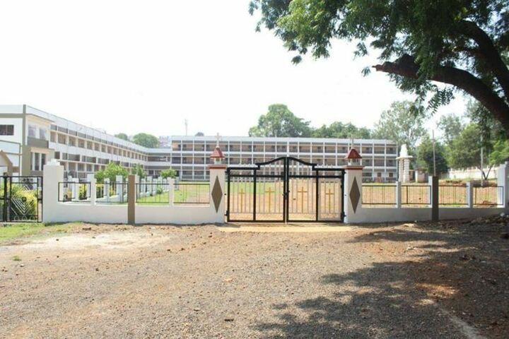 Rajeshwar Convent Higher Secondary School-Campus View