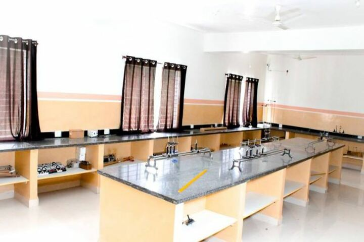 Rajeshwar Convent Higher Secondary School-Physics Lab