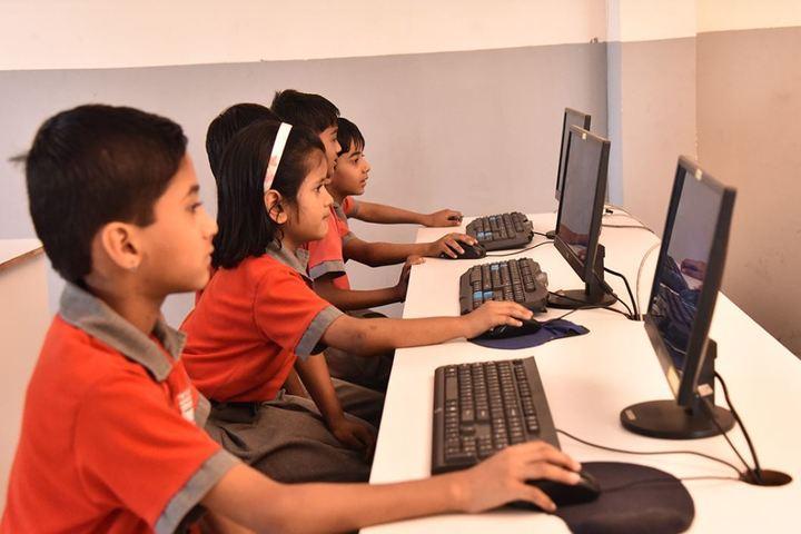 Arihant International Academy-Computer Lab