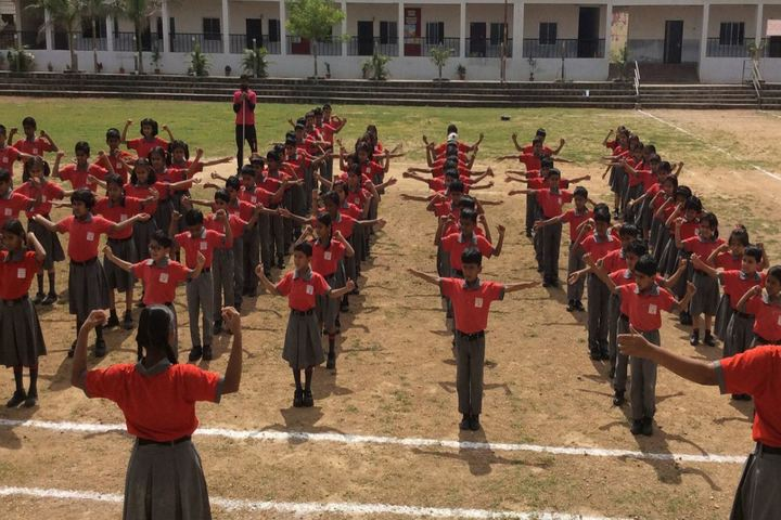 Arihant International Academy-Exercise