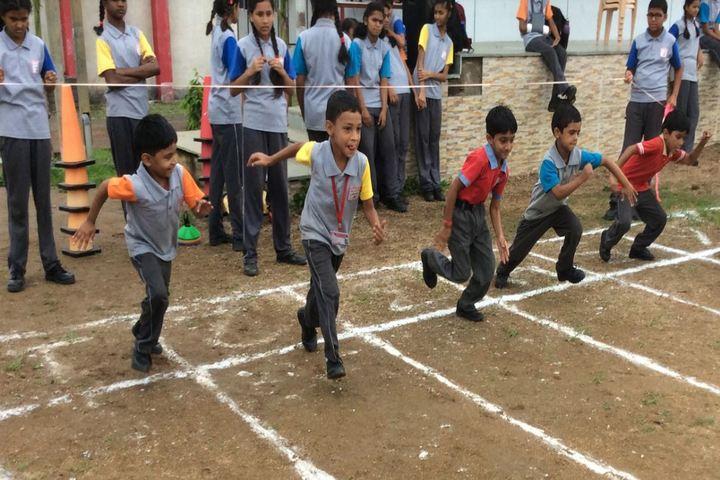 Arihant International Academy-Games