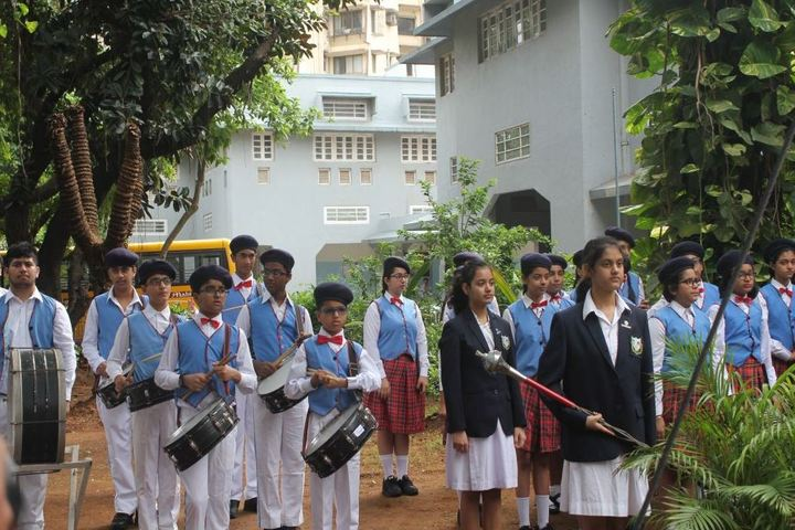 Bombay Scottish School-Scouts And Guides