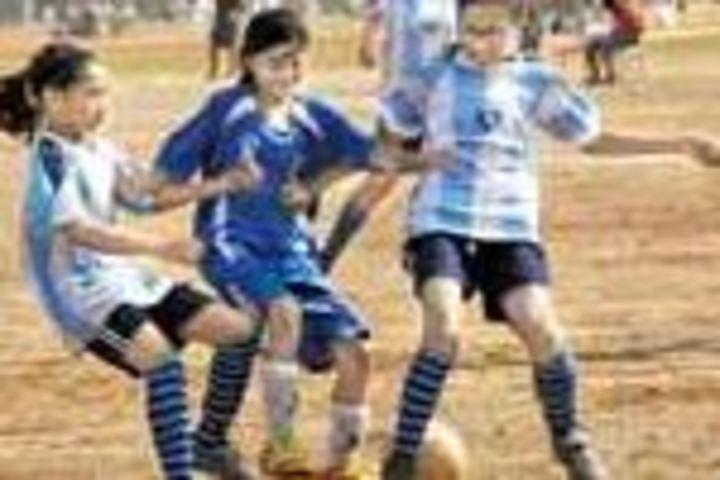 Bombay Scottish School-Sports