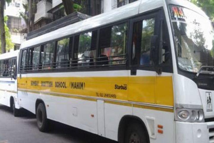 Bombay Scottish School-Transport