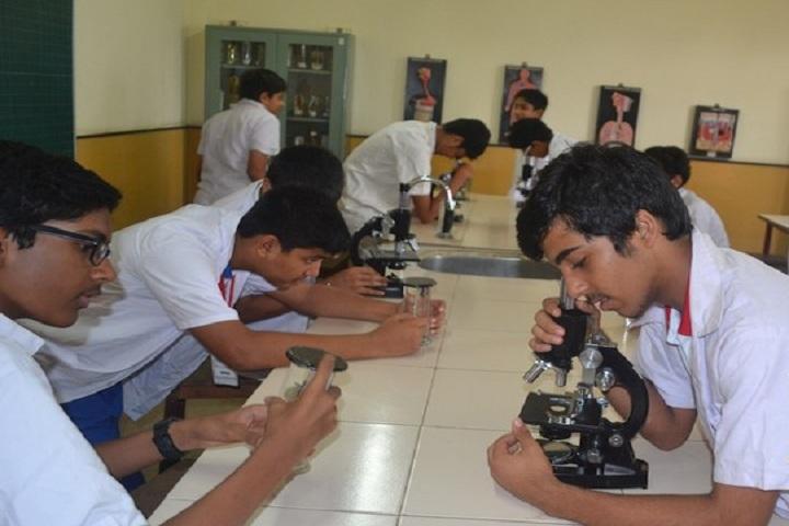 Campion School-Biology Lab