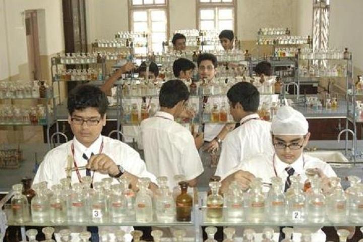 Campion School-Chemistry Lab