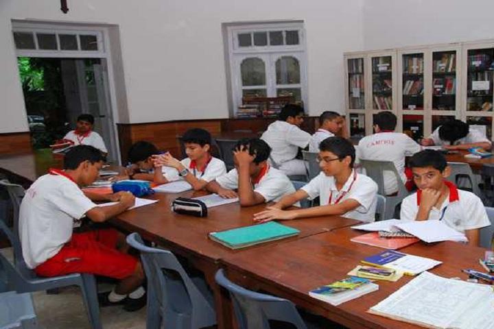 Campion School-Library