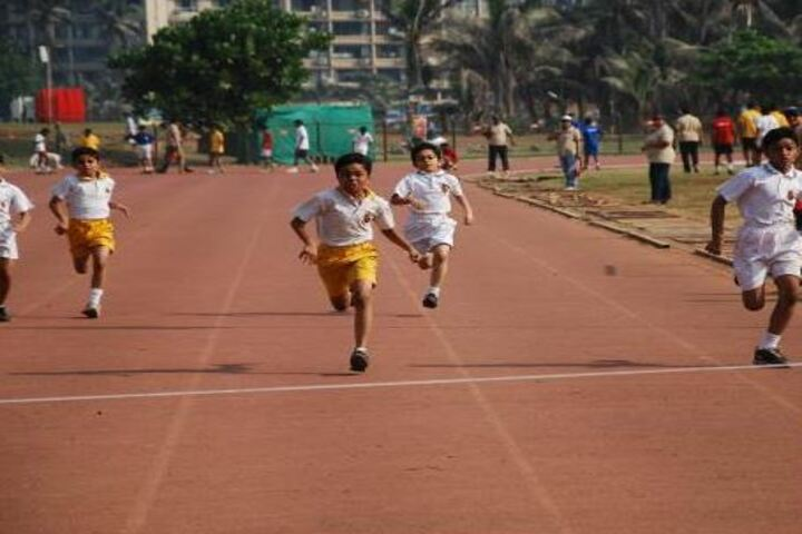 Campion School-Running Competition