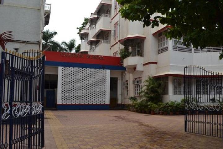 Campion School-School Building