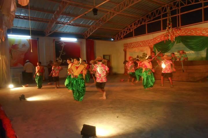 Dav Pub School Dantewada-Annual Day Celebration