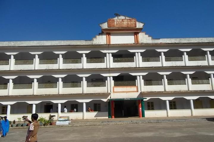 Dav Pub School Dantewada-Campus