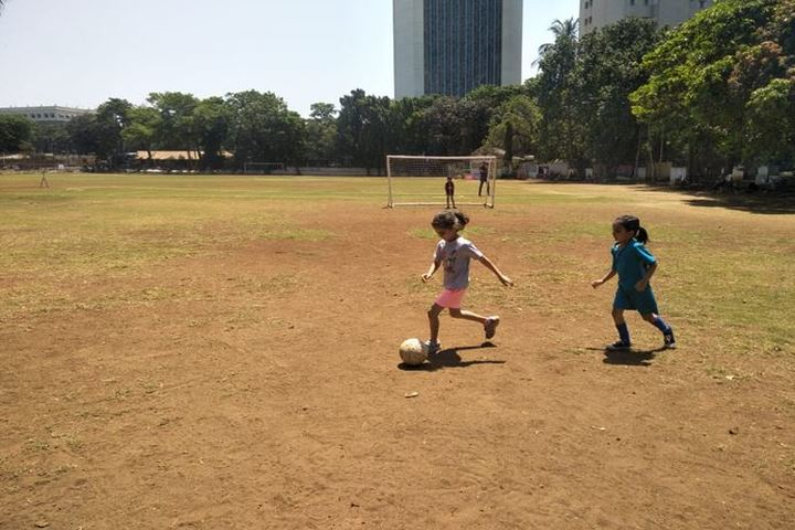 J B Petit High School-Play Ground