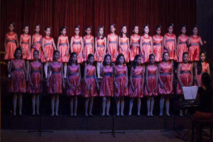 J B Petit High School-Fancy Dress