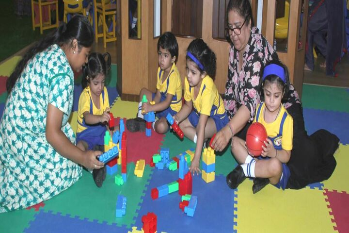 Maneckji Cooper Education Trust School-Kids Games