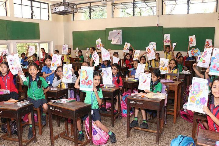 Queen Mary School-Classroom