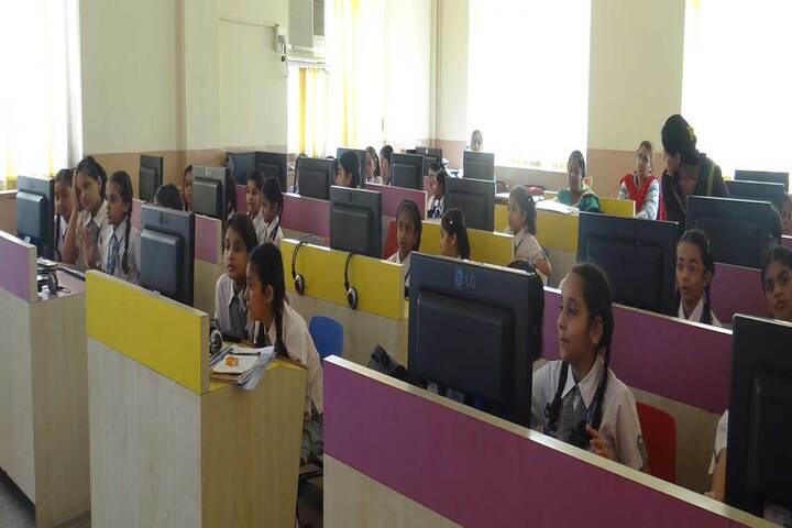 Queen Mary School-Computer Lab