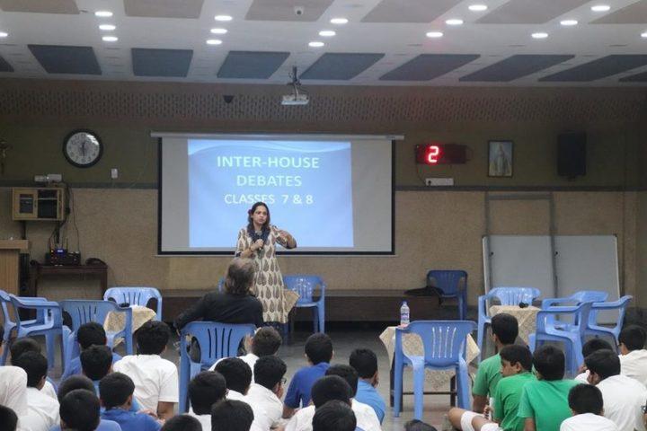 St Marys School-Debate Competition