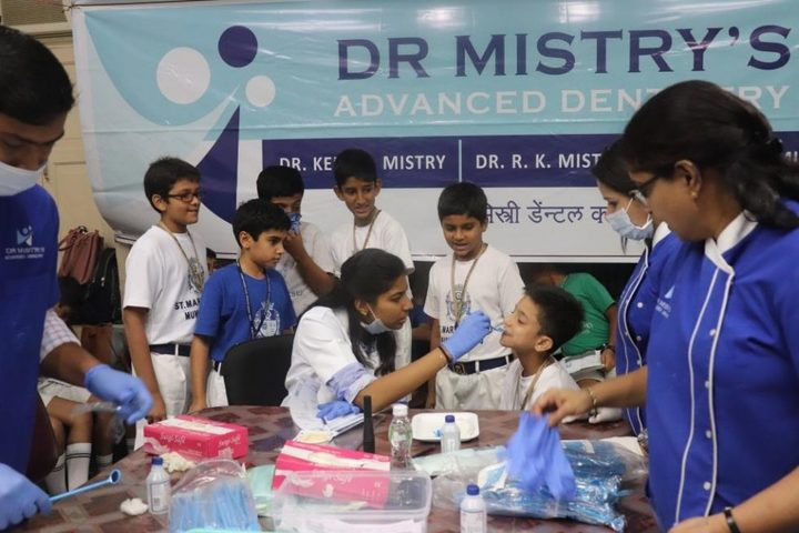 St Marys School-Medical Check Up