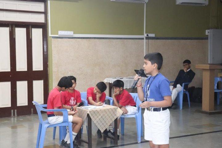 St Marys School-Speech
