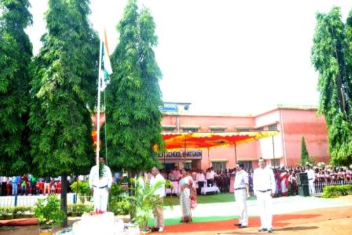 Dav Public School - Independence Day Celebrations