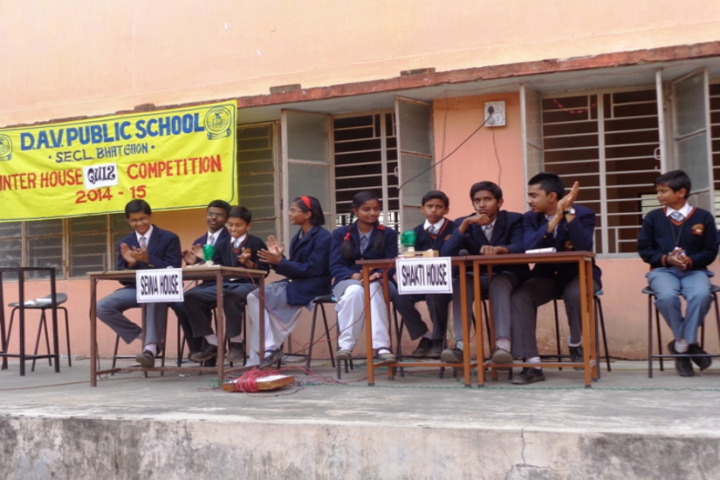 Dav Public School -Quiz Compition