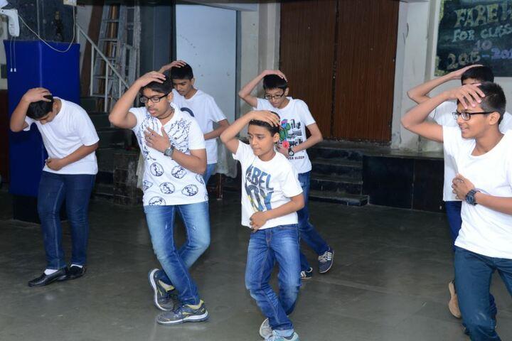 The Scholar High School-Dance