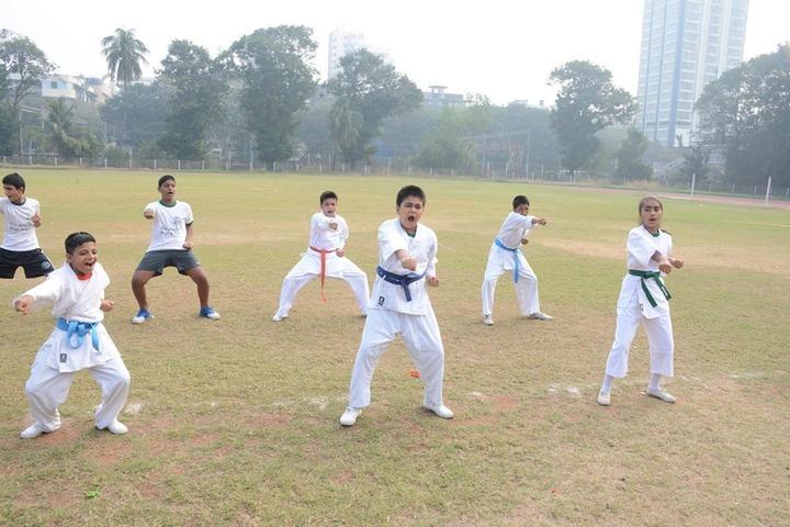The Scholar High School-Karate