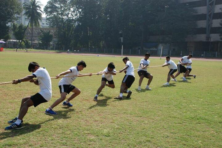 The Scholar High School-Play Ground