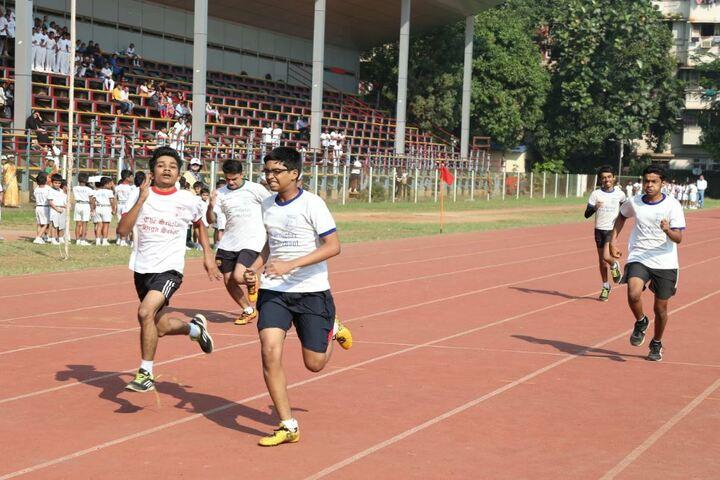 The Scholar High School-Running