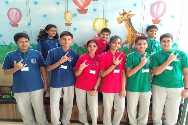 The Scholar High School-Students
