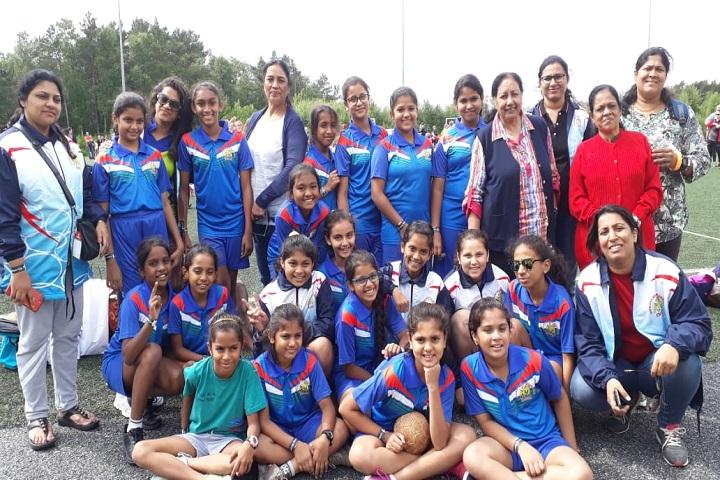 Walsingham House School-Sports Team
