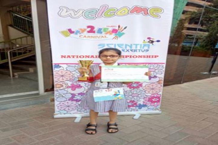 Greenlawns School-Award