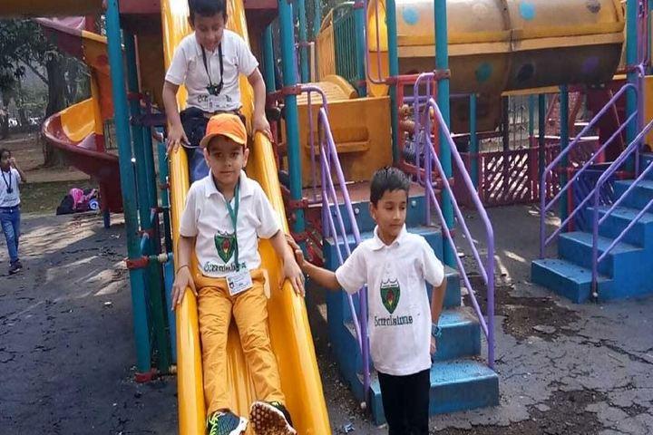 Greenlawns School-Kids Play Ground