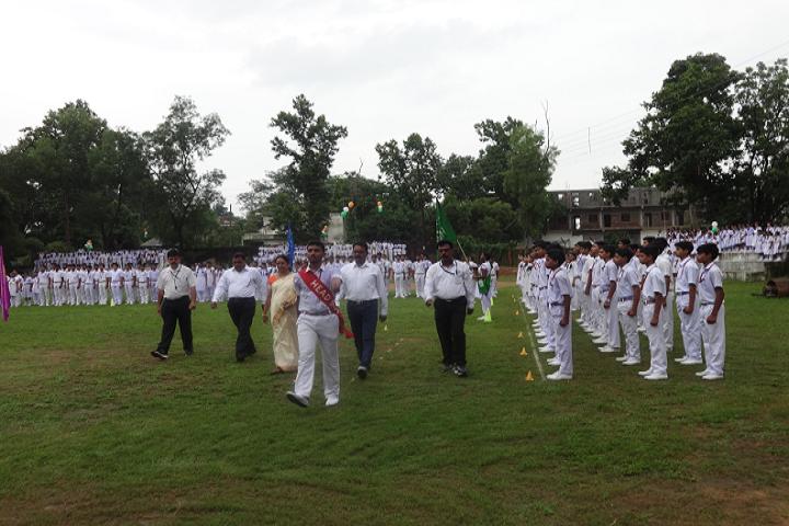 DAV Public School - Independence Day Celebrations