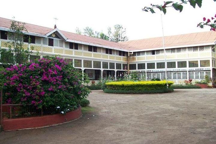 St Josephs Convent School-School Building