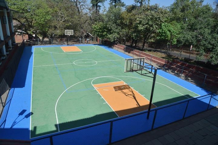 St Peters School-Basket Ball Court