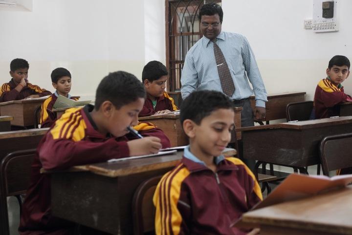 St Peters School-Classroom